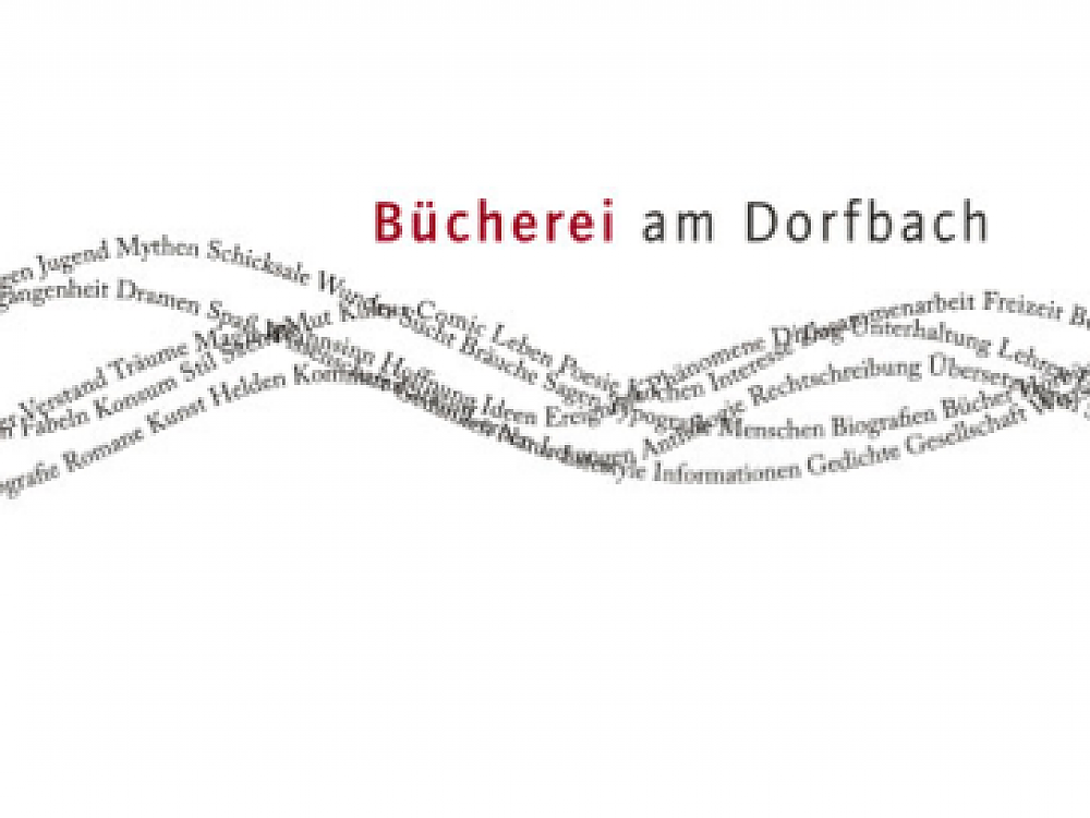 Literaturlunch | Bücherei am Dorfbach